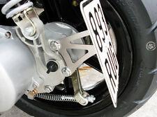 Portatarga a lato per Vento Tritone 50 Yamati RX8 TNG SS49 50 Tuning