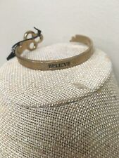 "The Giving Key ""BELIEVE"" NWT"