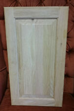 """Solid Oak Cabinet Doors, overall size 12.25""""x 21.75""""x.75"""", overstock, unfinished"""