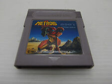 Nintendo Game Boy METROID 2 II Return of Samus Game cart only Japan GB GBA