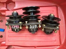 DIXON ZTR MOWER 42IN. OR 542  LH, RH, AND CENTER SPINDLE ASSEMBLIES