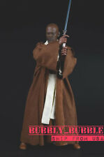 PRE-ORDER 1/6 STAR WARS Jedi Knight Obi-Wan Kenobi Clothing Lightsaber Set B USA