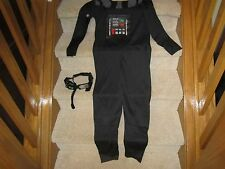 RUBIE'S STAR WARS Halloween Costume YOUTH BOYS DARTH VADER  SIZE Large 12-14 Boy