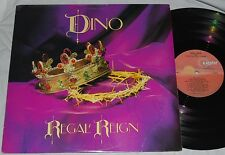 DINO KARTSONAKIS: REGAL REIGN Xian Autographed Light NM LP