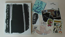 Graffiti Jap ART BOOK & STICKER Lot/ Set Bigfoot Faile Obey Neckface Street art