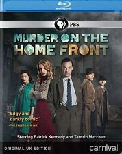 Murder on the Home Front (Blu-ray), New DVDs