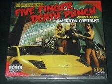 American Capitalist by Five Finger Death Punch 2CD Deluxe Edition