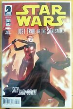 STAR WARS #5 Lost Tribe of Sith: Spiral (2012 Dark Horse Comics) ~ VF Comic Book