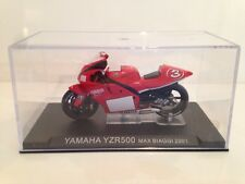 Yamaha YZR500 Max Biaggi 2001 IXO 1:24 Scale New Special Offer
