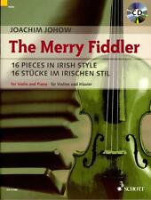 The Merry Fiddler - 16 Pieces in Irish Style mit CD - ED21768 - 9790001195898