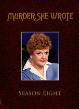 Murder She Wrote - The Complete Eighth Season (DVD, 2014, 5-Disc Set)