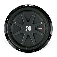 "KICKER CompRT12 2x1Ohm 12"" 30cm Subwoofer Chassis"