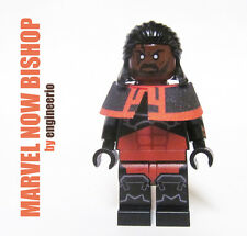 LEGO Custom Marvel -- NOW Bishop -- Super heroes iron man spiderman mini figure