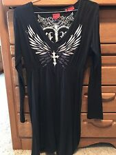 Rock And Roll Cowgirl Dress Long sleeve XL