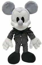 Disney Parks Jack Skellington Plush Doll Mickey Mouse Nightmare before Christmas