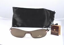 New Etienne Aigner Shield Sunglasses EAS-105S Toast