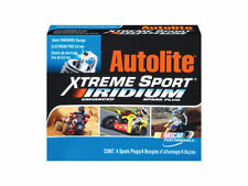 4 NEW AUTOLITE IRIDIUM SPARK PLUGS YAMAHA FX NYTRO RS VECTOR VENTURE GT WARRIOR