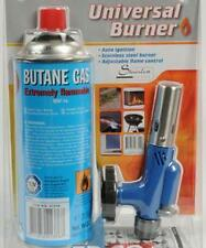 New Hobby Blow Burner Set Gas Torch Butane Burner Flame Lighter Soldering BBQ et