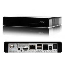 VU+ Plus Zero Linux HbbTV IPTV Full HD 1x Sat Receiver Schwarz