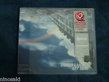 "L'ARC EN CIEL LARUKU JROCK JPOP CD+DVD ""GOOD LUCK MY WAY"" SINGLE JAPANESE VER"