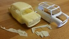 Riley Elf 1/24 resin bodyshell conversion kit