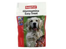 Beaphar Glucosamine Easy Treat Dog Treats For Healthy Joints Resealable 150g Bag
