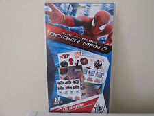 THE AMAZING SPIDERMAN 2 Sticker Pack - 10 SHEETS OF STICKERS - BRAND NEW