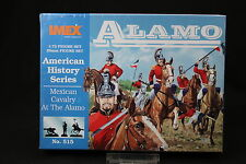 YU102 IMEX 1/72 maquette figurine 515 American History Series Mexican Cavalry