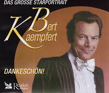 DAS GROSSE STARPORTRAIT - BERT KAEMPFERT Reader's Digest, 3 CDs, wie neu