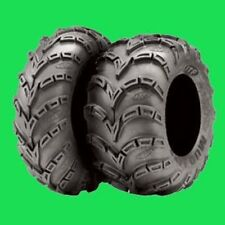 Two 22x7-10 Honda Yamaha Polaris Mud Lite ATV Tires