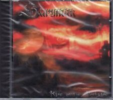 SARUMAN - Ride on the Darkside (CD) Death Metal