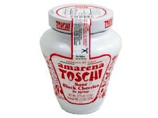 Amarena Toschi Italian Cherries in Syrup - 18 oz