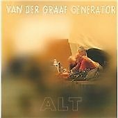 Van der Graaf Generator - Alt (2012)  CD  NEW/SEALED  SPEEDYPOST