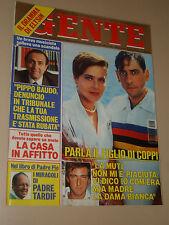 GENTE 1995/44=SERGIO CASTELLITTO=PIERRE BRASSARD=CARSOLI=ALAIN ELKANN=VOLVO 850=