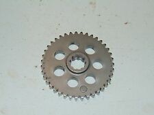 Vintage Arctic Cat Snowmobile Chaincase Bottom Gear Sprocket 39 Tooth 0107-100