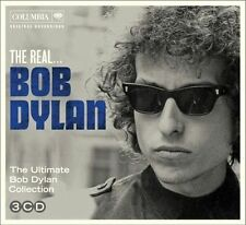 STILL SEALED  The Real Bob Dylan-3 cd set- The Ultimate Bob Dylan-44 Great Songs