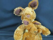 Kohls Cares Kids Kangaroo Marsupial Mother Baby Mommy & Me Plush Stuffed Animal