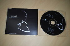 Seal - Prayer for the dying. CD-Single PROMO (CP1705)