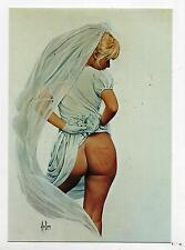 Carte Postale ASLAN. La mariée. Editions Nugeron - ETAT NEUF