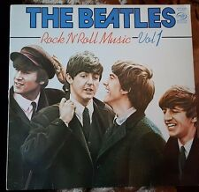 "THE BEATLES Rock'N'Roll Music - Vol 1 12"" Album/Vinyl/LP EMI / MFP 1976"
