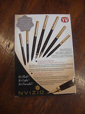 New Writing Pen & Pencil Set, NVIZIO Sunlight , Black and Gold