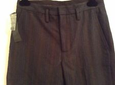 BNWT 100% Auth Marc Jacobs Office Style,Mix Wool Ladies Trousers. 28/34 RRP $328