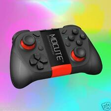Bluetooth Inalámbrico MOCUTE Mando Joystick Gamepad Joypad para iPhone Android
