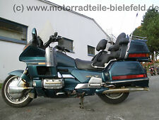 Honda GL1500 SC22 Goldwing Ersatzteile parts: 1x Koffer saddlebag suitcase box