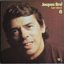 """JACQUES BREL """"LES VIEUX""""  33T LP"""
