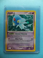 AZELF Diamond Pearl Mysterious Treasures 4/123 RARE, HOLO SHINY Pokemon Card