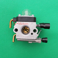 CARBURETOR FOR STIHL TRIMMER FS38 FS45 FS46 FS55 FS55R KM55 ZAMA C1Q-S186A Carb