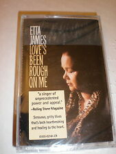Etta James CASSETTE NEW Love's Been ROugh On Me