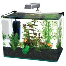 Penn Plax RADIUS Aquarium Kit — 5 Gallon WW111K Aquarium Kit NEW