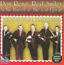 Live At The Lonestar Festival, Reno & Smile (CD) NEW